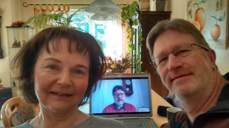 Anke und Roland